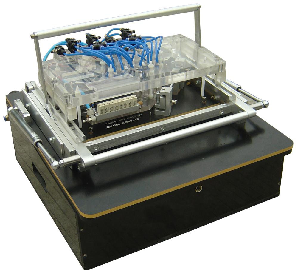 pcba实装电路板测试工装